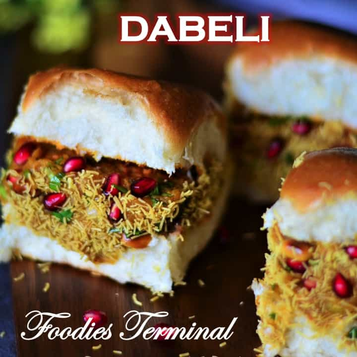 Dabeli recipe by foodies terminal