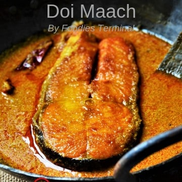 Doi Maach cooked with Salmon steak