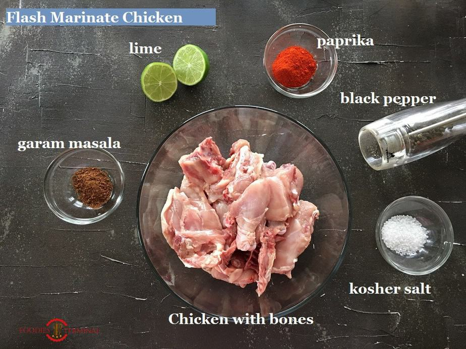 flash marinating chicken ingredients