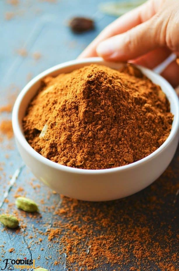 Biryani Masala powder recipe for chicken