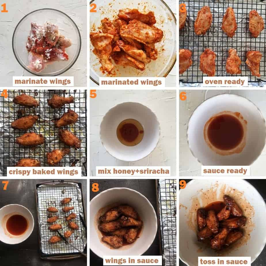 step by step pictures of the recipe