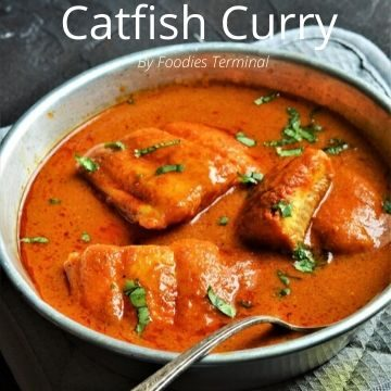 Indian Catfish curry recipe