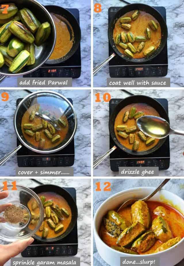 Steps to make do potol