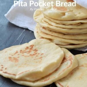 Homemade Pita Pocket Bread