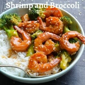 Best instant pot shrimp and broccoli